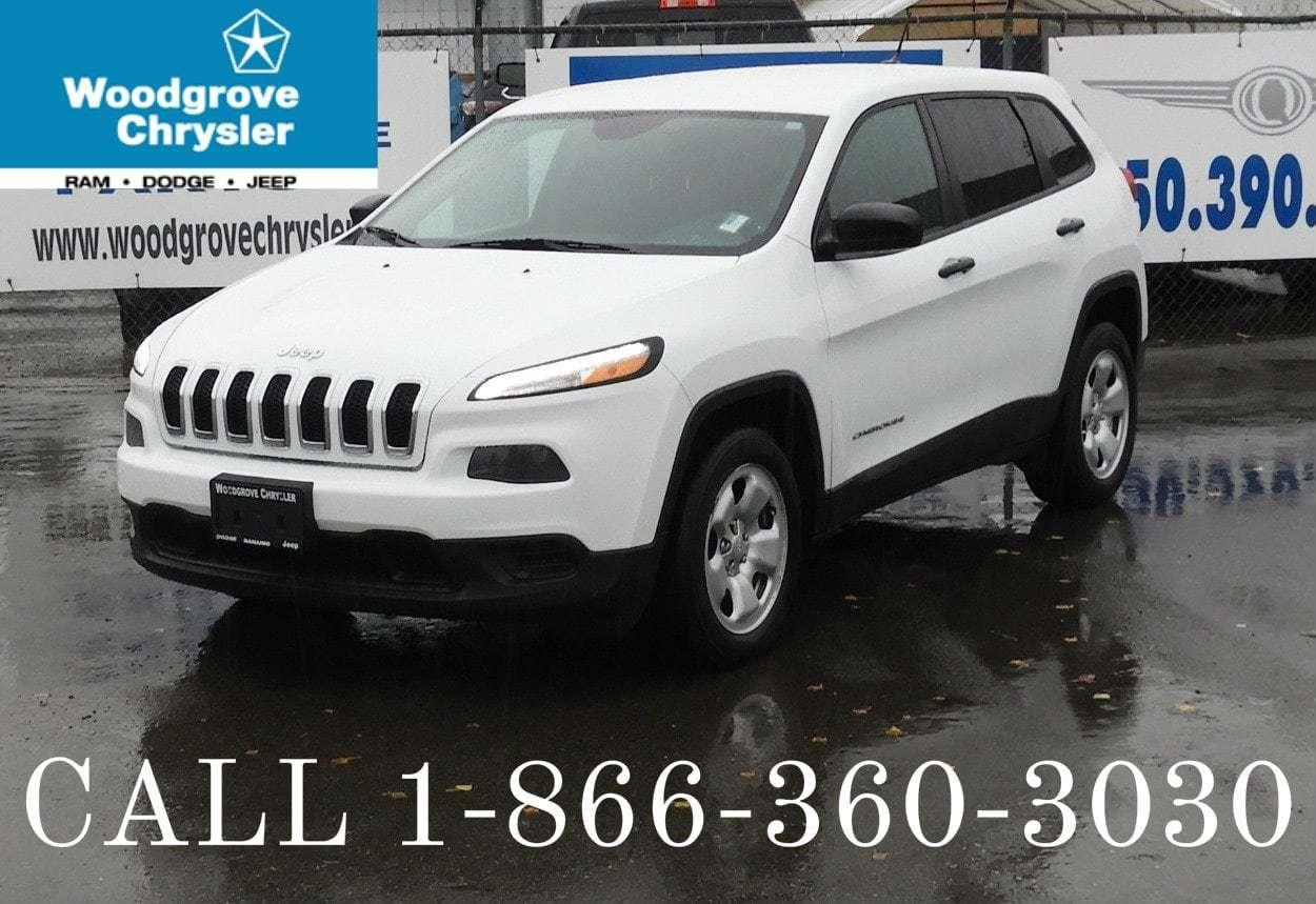 2016 Jeep Cherokee FWD 4dr Sport #G176221A