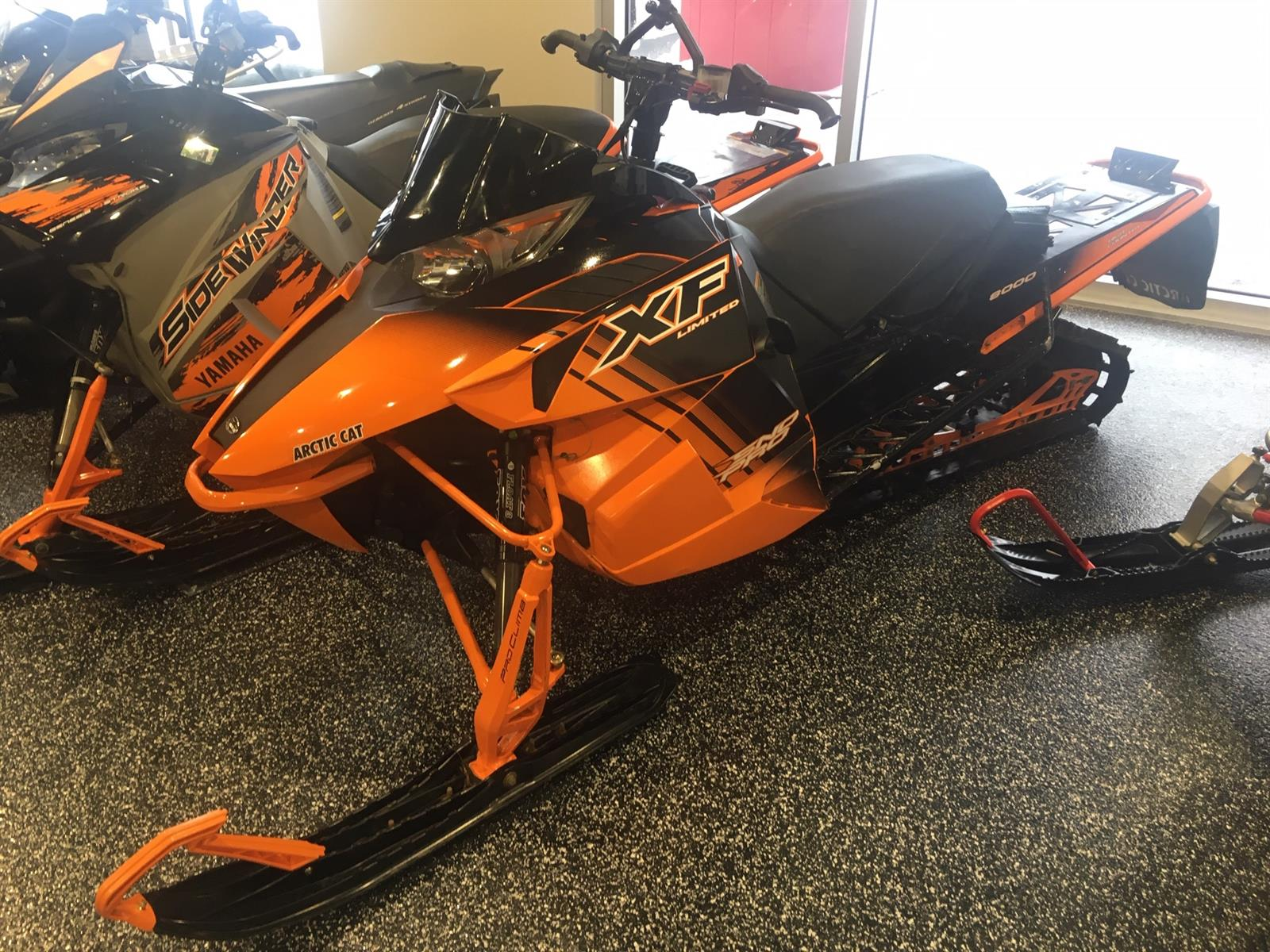 2014 Arctic Cat XF 800 HIGH COUNTRY