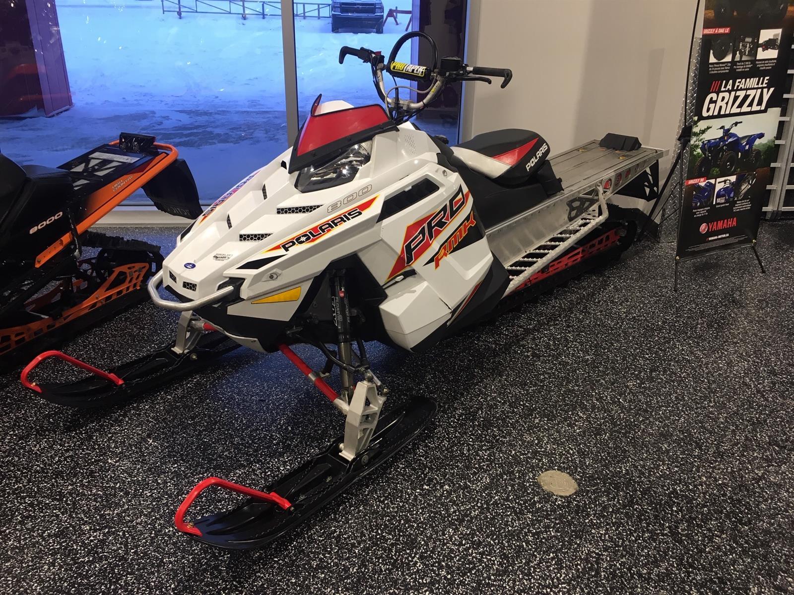 2014 Polaris 800 Pro RMK