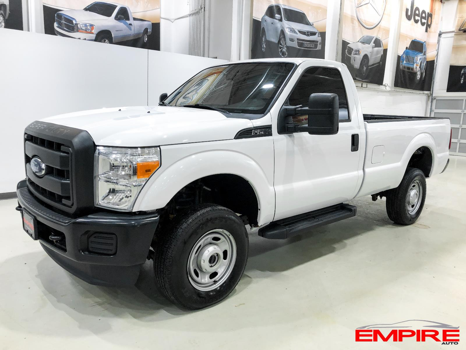 2016 Ford F-250 4WD Reg Cab 137 8 Pieds #A7036