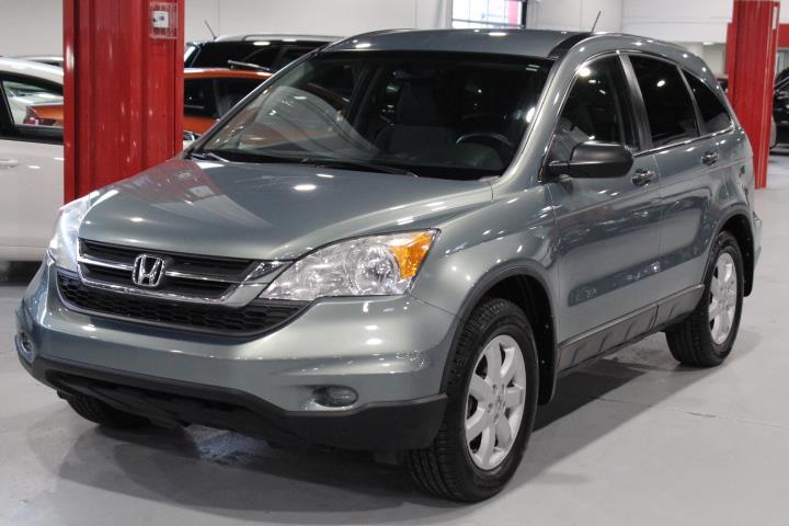 Honda CR-V 2011 LX 4D Utility 4WD #0000000878