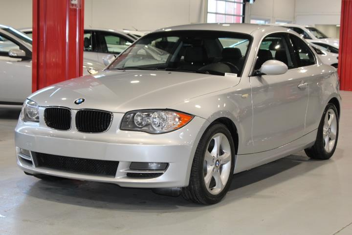 2008 BMW 1 Series 128I 2D Coupe #0000001004