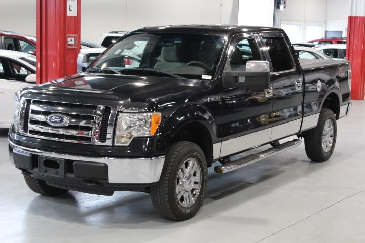 Ford F150 2010 XLT Supercrew 4WD #0000001023