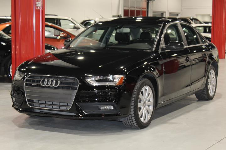 2013 Audi A4 4D Sedan Qtro at #0000001075