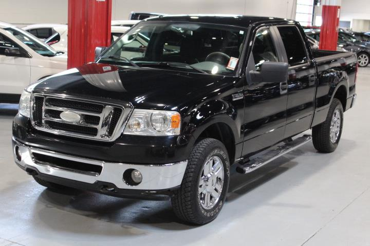 Ford F150 2008 XLT Supercrew 4WD #0000001096