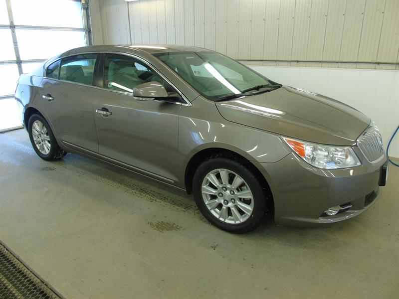 2010 Buick LaCrosse CXL, Bluetooth, Satellite Radio #19-060B