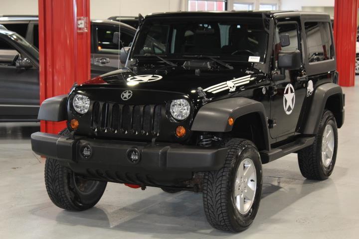 Jeep Wrangler 2011 SPORT 2D Utility 4WD #0000001363