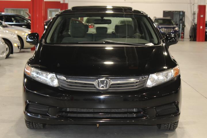 Honda Civic 2012 EX 4D Sedan at #0000001364