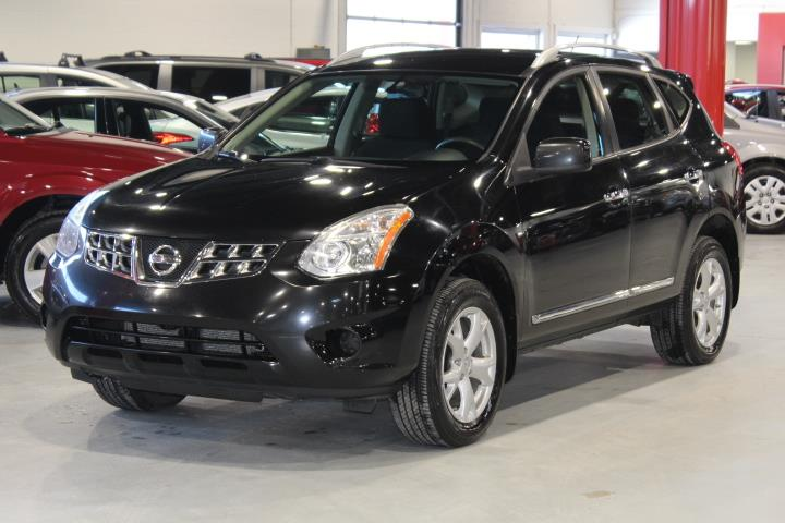 Nissan Rogue 2011 S 4D Utility AWD #0000001425