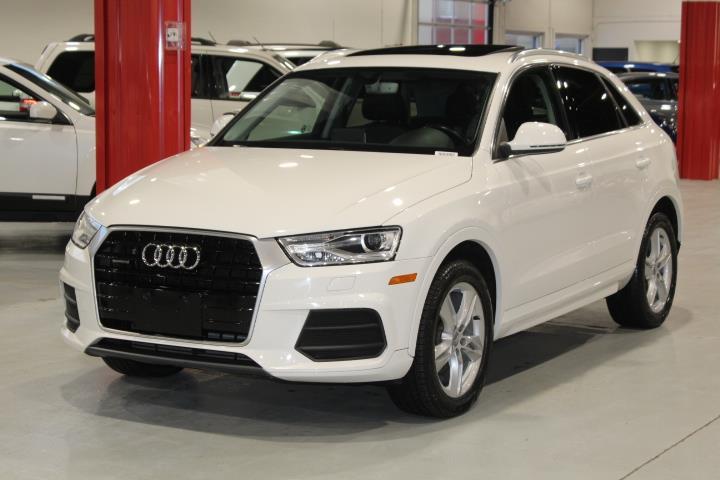 2016 Audi Q3 PROGRESSIV 4D Utility Qtr #0000001458