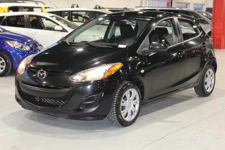 Mazda Mazda2 2011 GS 4D Hatchback at #0000001459