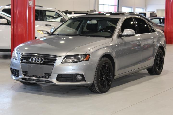 2009 Audi A4 4D Sedan Qtro 2.0T #0000001484