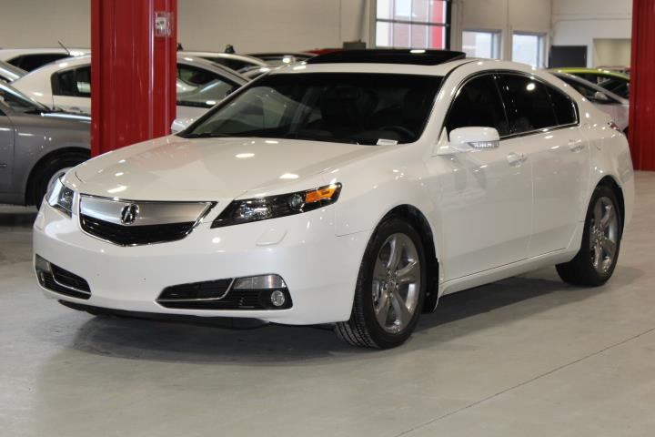 Acura TL 2014 TECH 4D Sedan AWD at #0000001506