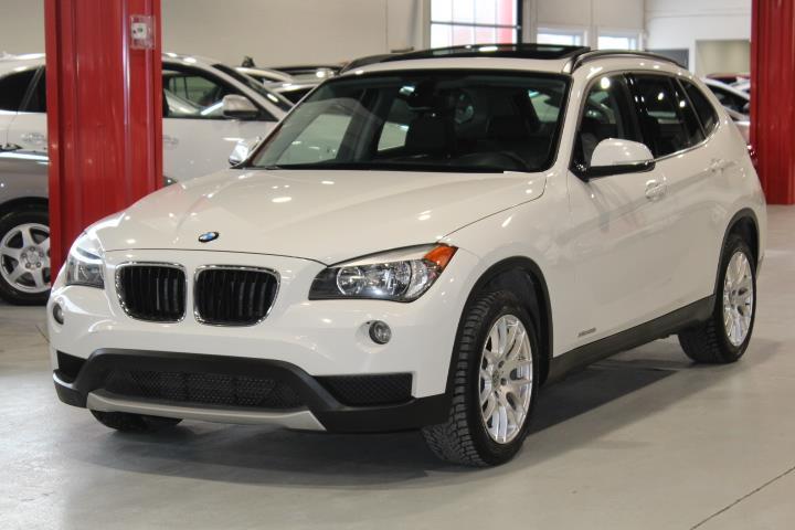 BMW X1 2014 XDRIVE28I 4D Utility #0000001522