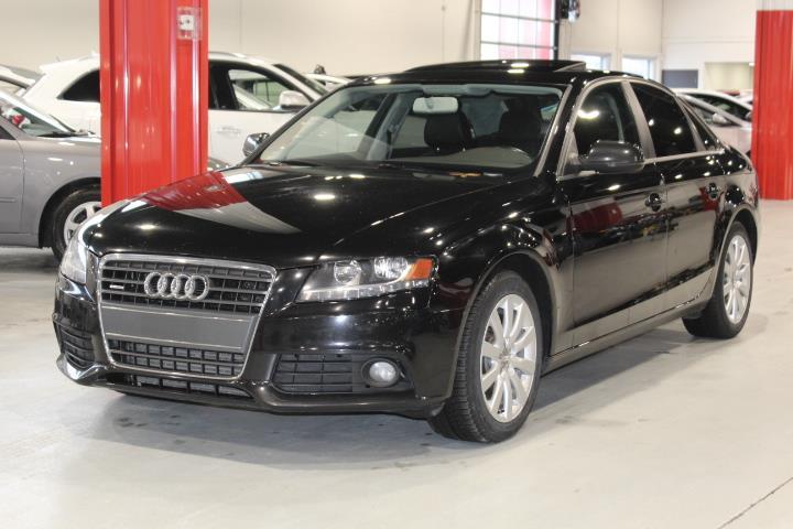 2011 Audi A4 4D Sedan Qtro 2.0T #0000001533