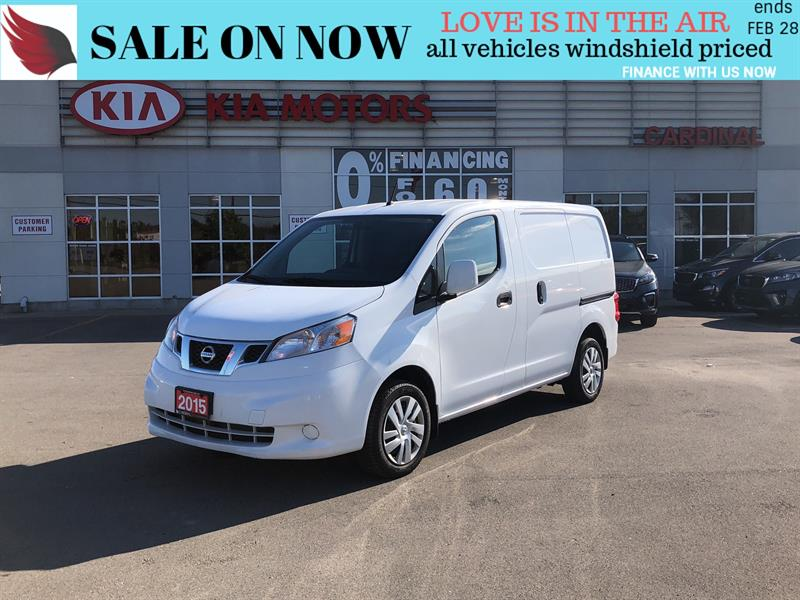 2015 Nissan NV200 START YOUR NEW CAREER TODAY #8018