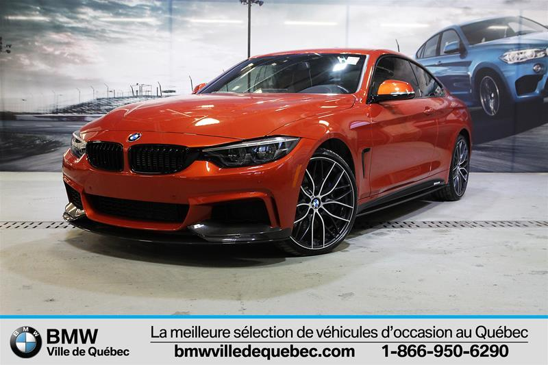 BMW 440i 2018 xDrive Coupe #U5156