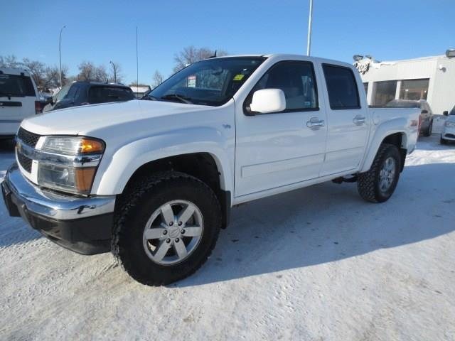 2011 Chevrolet Colorado LT Z71 CREW - LOW KMS #3931