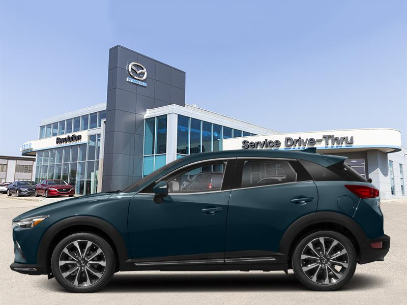 2019 Mazda CX-3 GT #MT414244