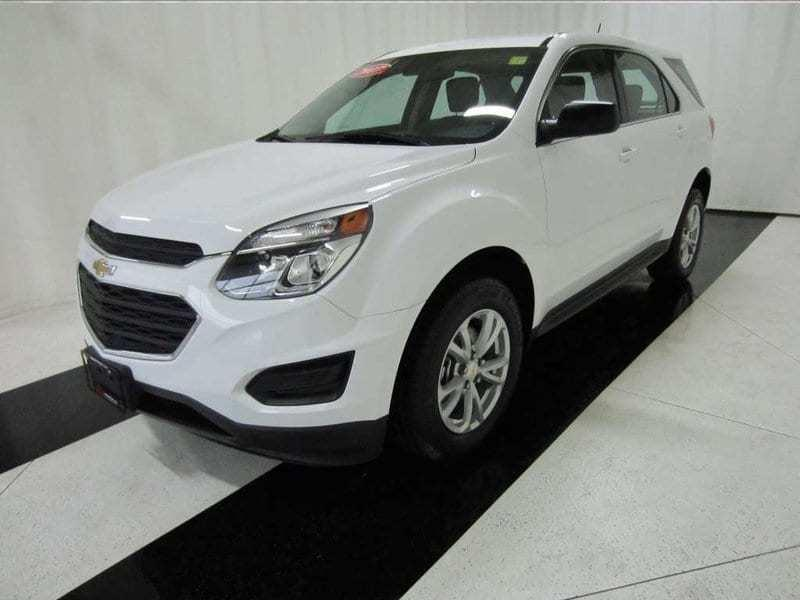 2017 Chevrolet Equinox LS 4dr AWD Sport Utility Vehicle #17CE47169