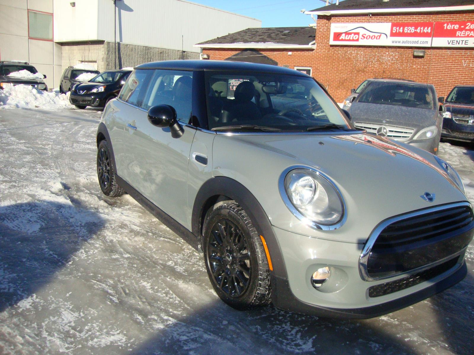 Mini Cooper Hardtop 2015 SPORT MAGS-TOIT-BLUETOOTH #M007