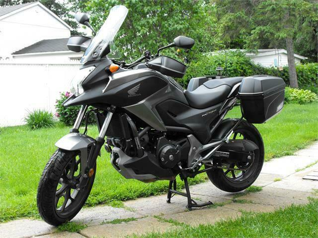 Honda NC750XA 2014 750 X, ABS