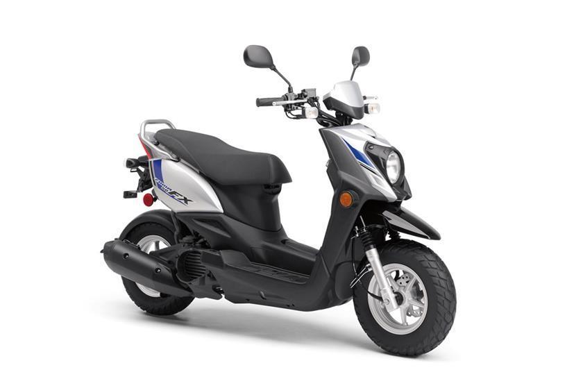 Yamaha ZUMA X 50 2018