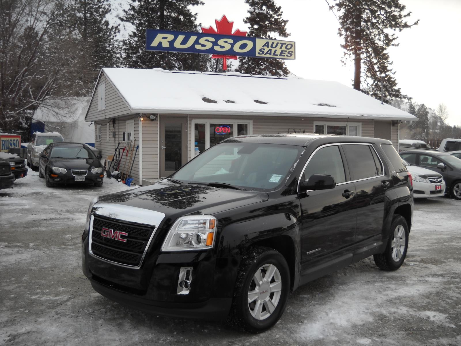 2013 GMC Terrain SLE  ONLY 67 KMS....SOLD.... #A8032