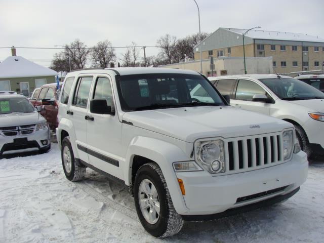 2012 Jeep Liberty 4X4 #1671