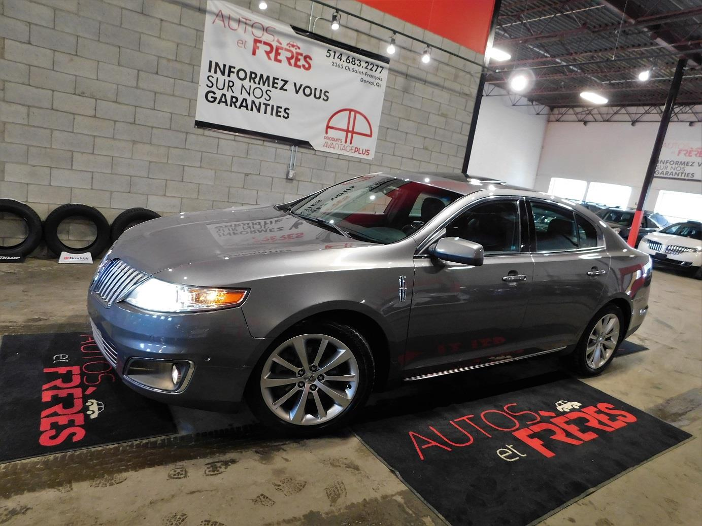 Lincoln MKS 2012 AWD EcoBoost #2711