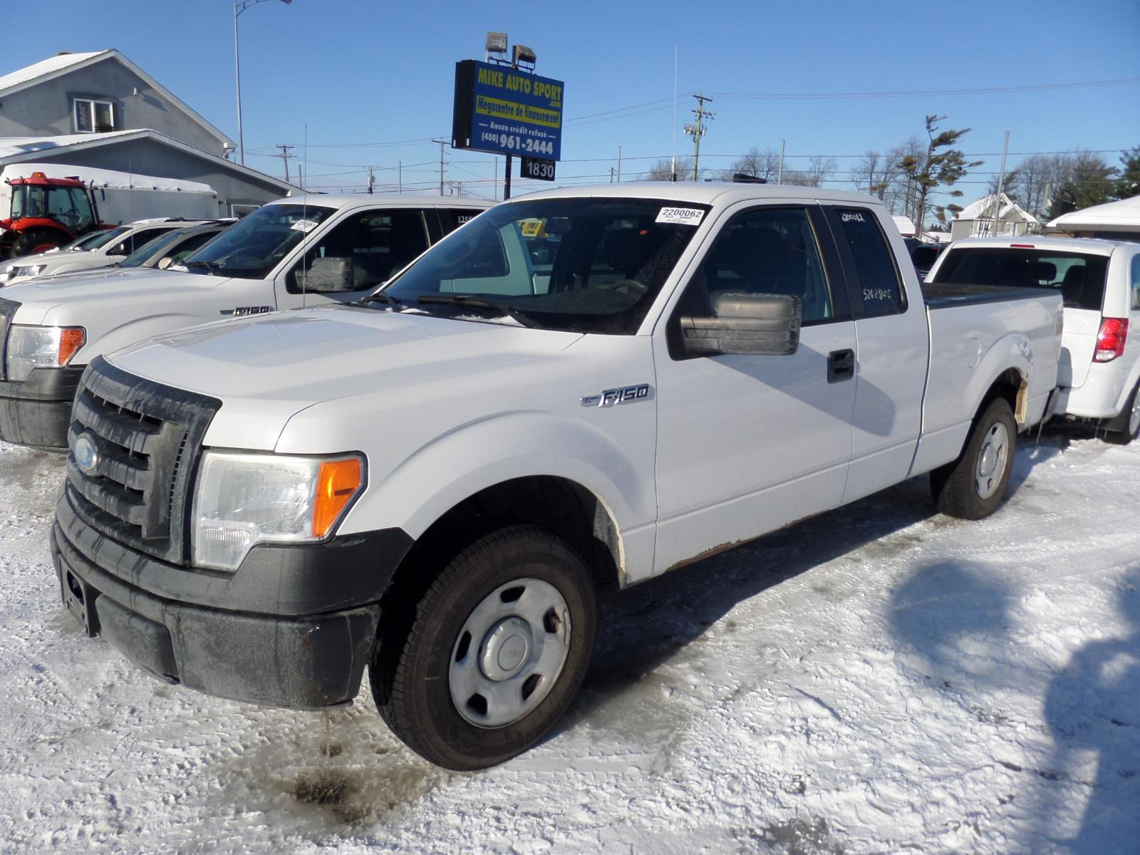 Ford F-150 2009 2WD SuperCab