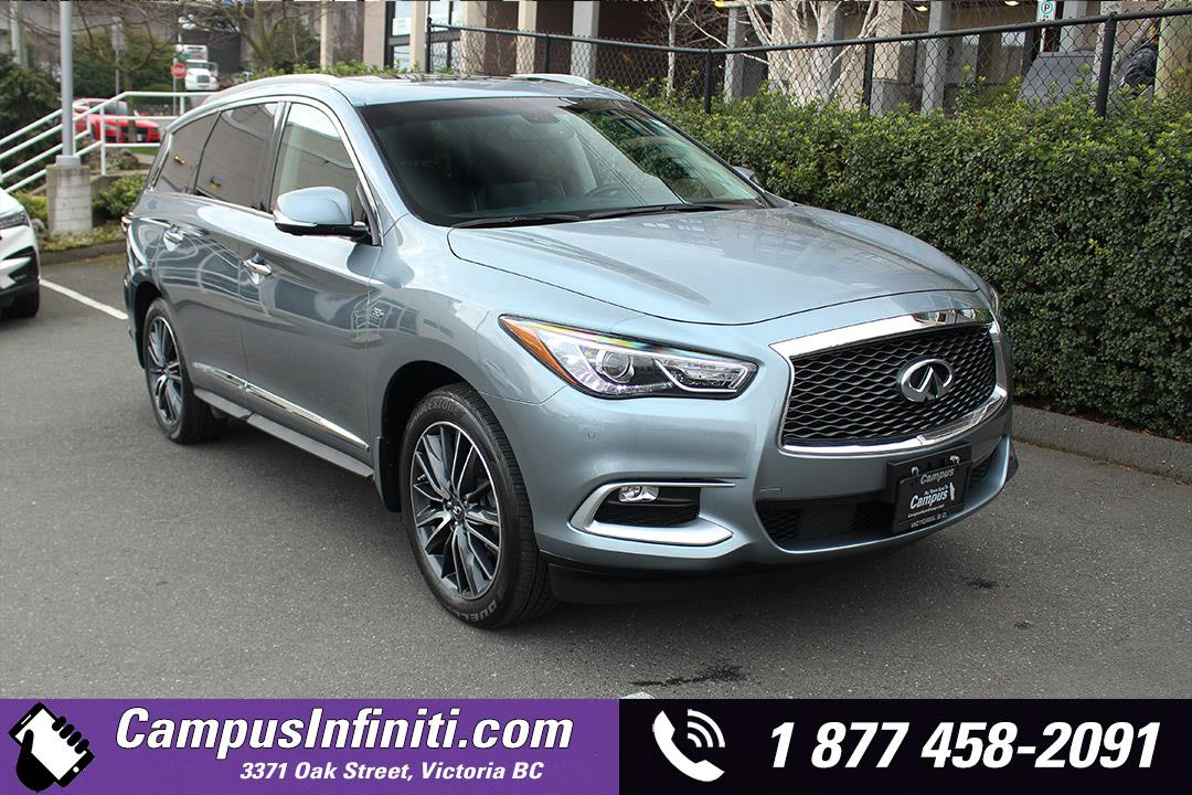 2016 Infiniti Qx60 | Tech | AWD w/ Panoramic Moonroof #B0657