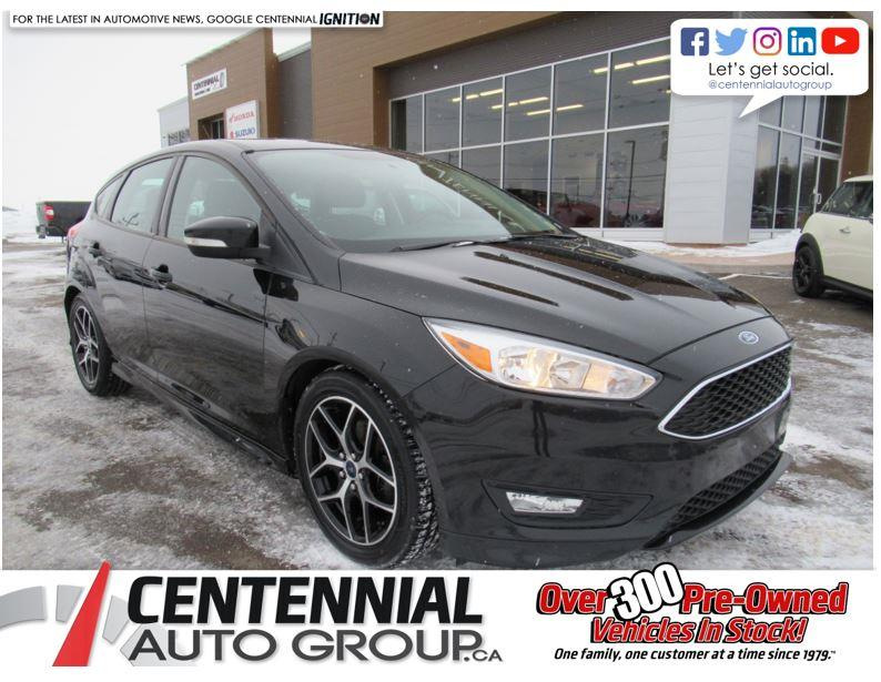 2015 Ford Focus SE Hatch #U439A