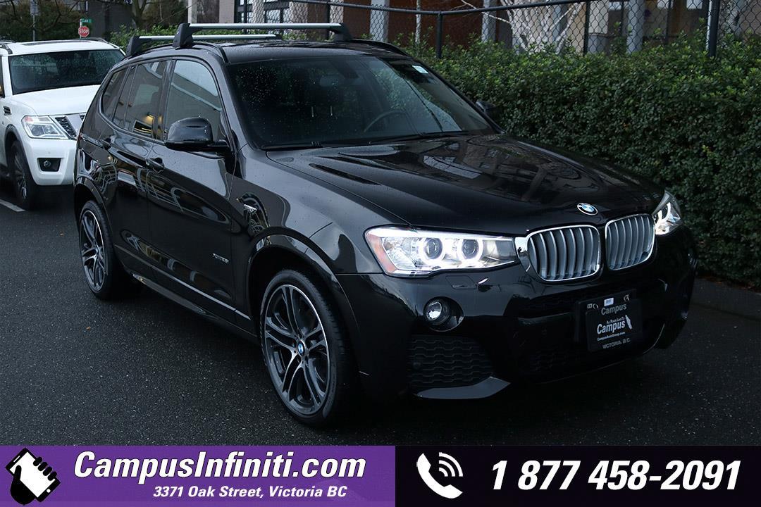 2017 BMW X3 | xDrive 28i | M Sport | AWD  #B0654