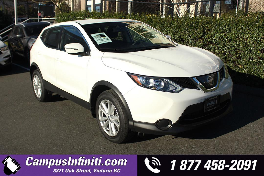 2018 Nissan Qashqai | S | AWD w/ Backup Camera #JI3127