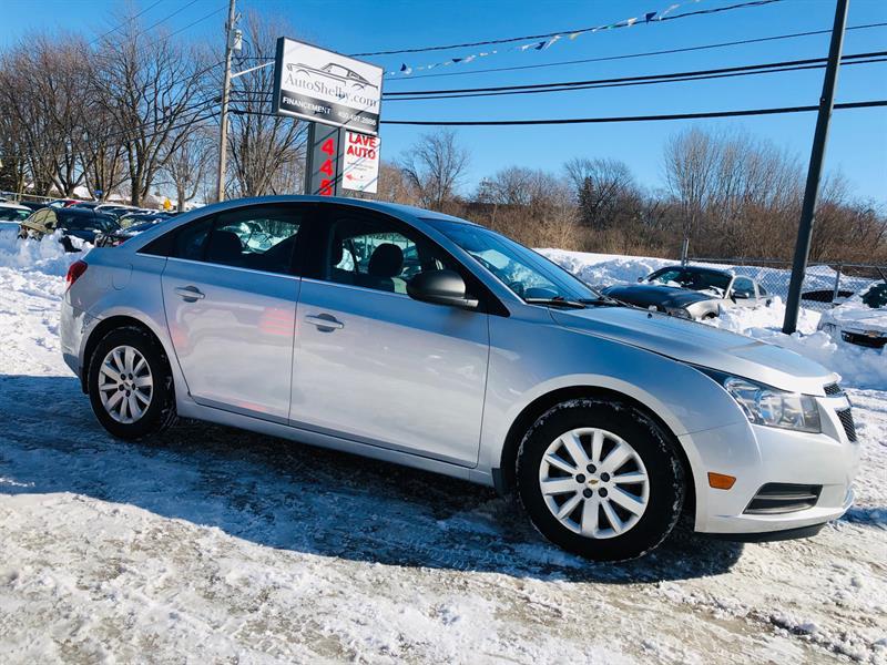 Chevrolet Cruze 2011 33$* par semaine/Financement #5283-2