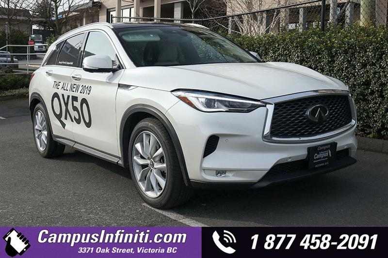 2019 Infiniti Qx50 AWD ESSENTIAL #D19-QX5008