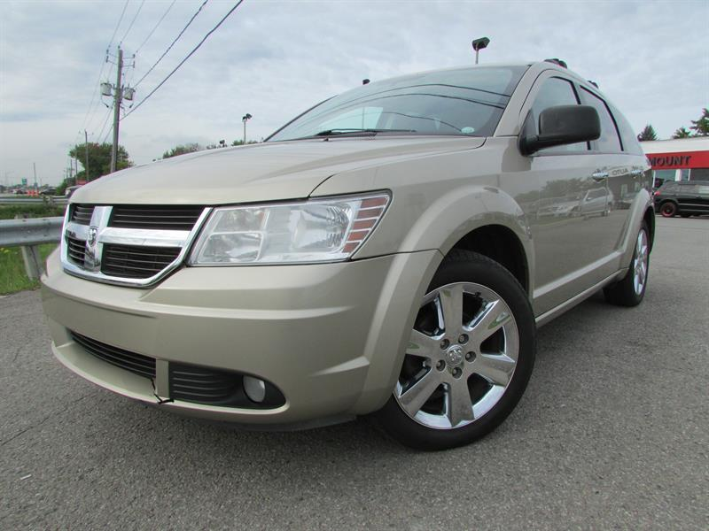 Dodge Journey 2009 R/T V6 3.5L AWD TOIT OUVRANT CUIR MAGS!!! #3921