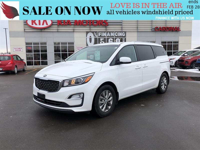 2019 Kia Sedona LX+*PWR SLIDING DOOR AND TAILGATE #8044