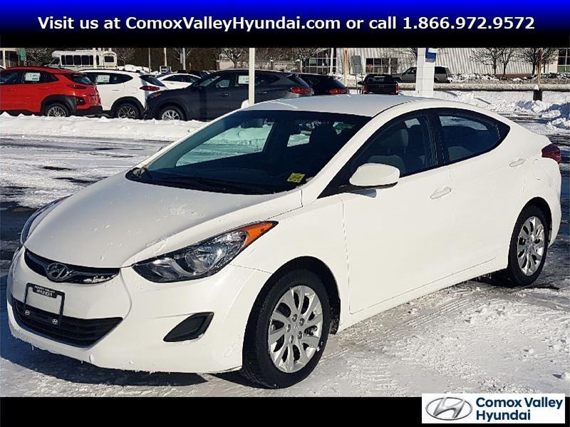2013 Hyundai Elantra GLS at #PH1055