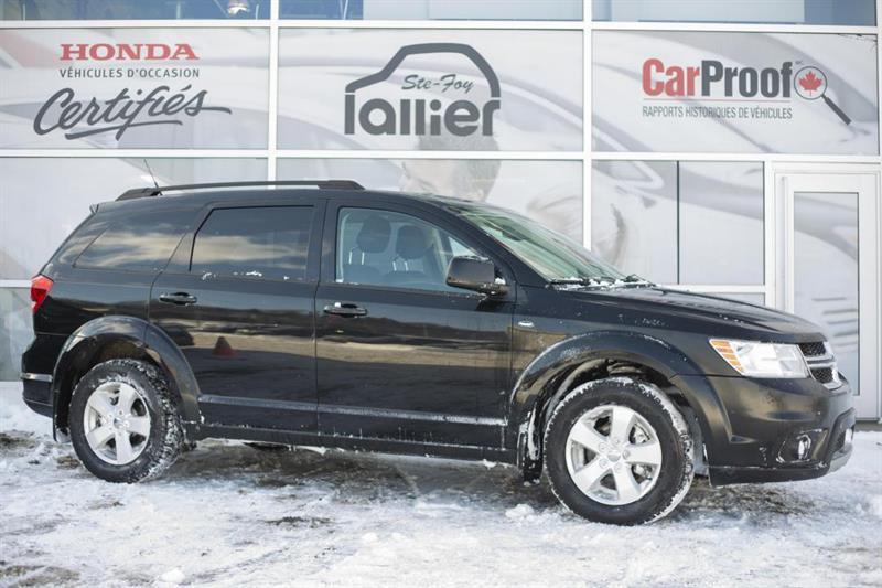 Dodge Journey 2011 SXT ***MECANIQUE A1*** #181440B
