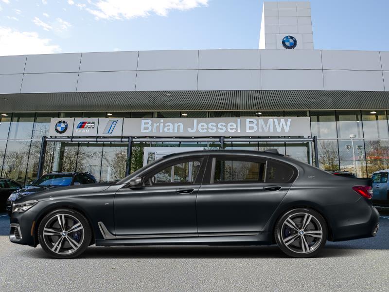 2019 BMW 7 Series M760Li xDrive Sedan #K0589