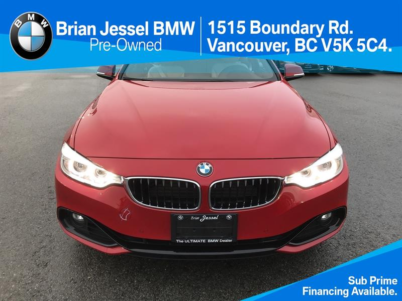 2016 BMW 4 Series 428i xDrive Coupe #BP7511