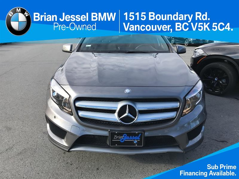 2015 Mercedes-Benz GLA250 4MATIC #BPS035