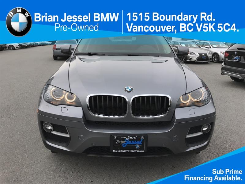 2014 BMW X6 xDrive35i #BP691310