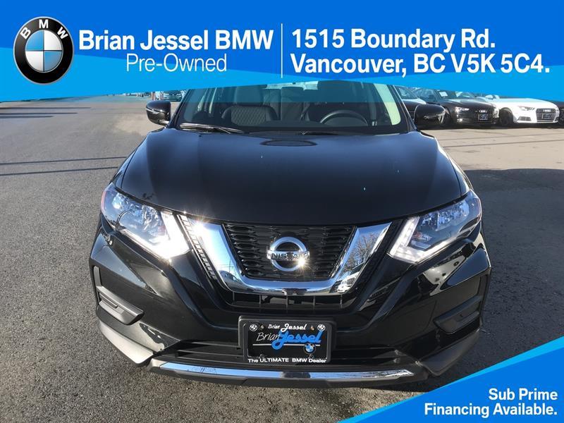 2017 Nissan Rogue S FWD CVT #BP744710