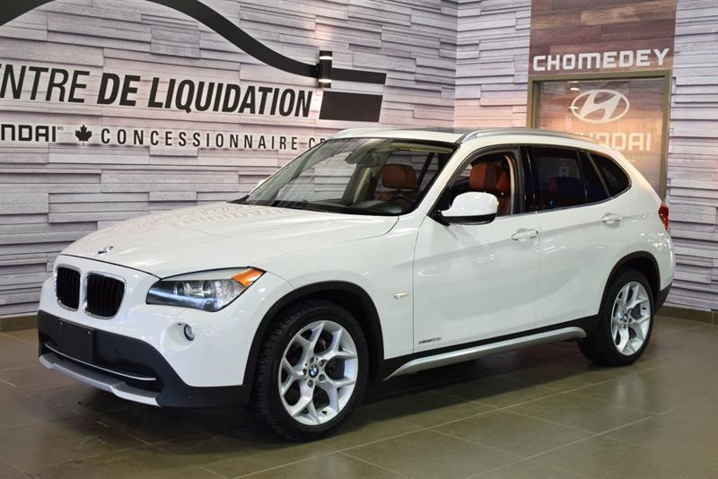 BMW X1 2012 28i TOIT+MAGS+CUIR+NAVIGATION +CAMERA #190027A