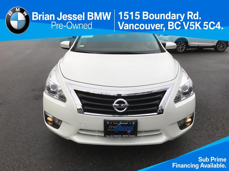 2013 Nissan Altima Sedan 2.5 SL CVT #BPS02520