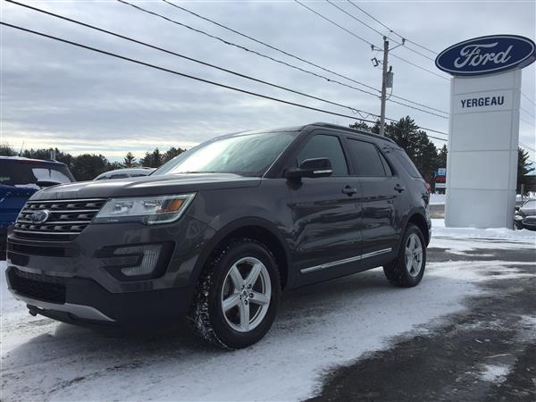 Ford EXPLORER**XLT**4WD**GPS 2017 #001561