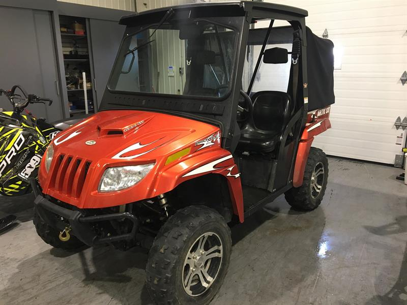 2009 Arctic Cat PROWLER XTZ LIMITED